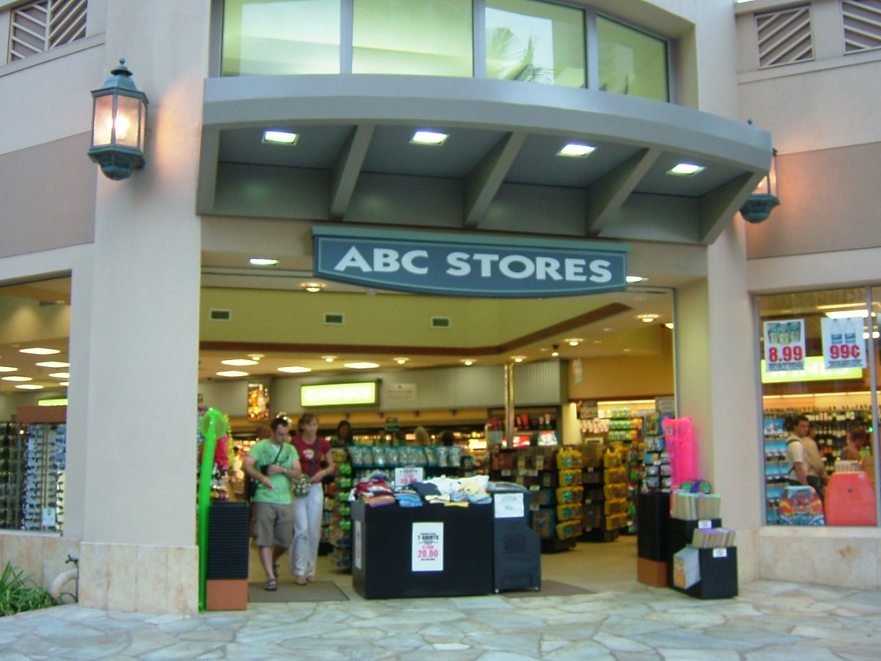 Follow ABC Stores on Facebook, Twitter, and Pinterest to keep up with their latest products, as well as their savings offers, promotional codes, sale events, Hawaii-inspired gear .
